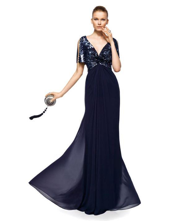 Uzun Mezuniyet Elbisesi Modelleri