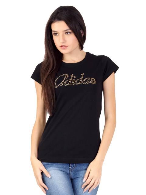 adidas siyah t shirt
