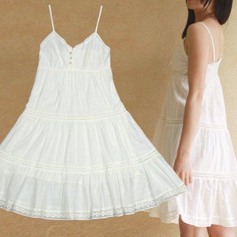 beyaz gecelik modeli