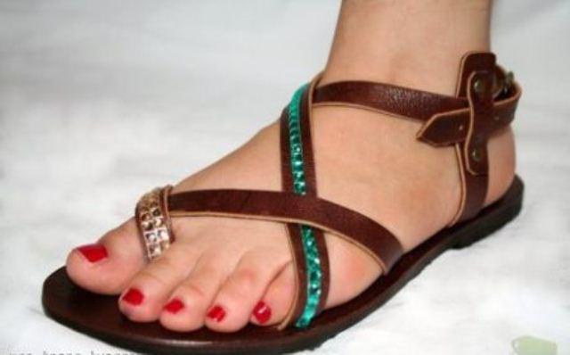 bodrum sandaleti