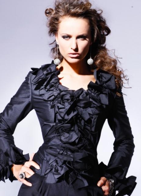en trend abiye bluz modelleri