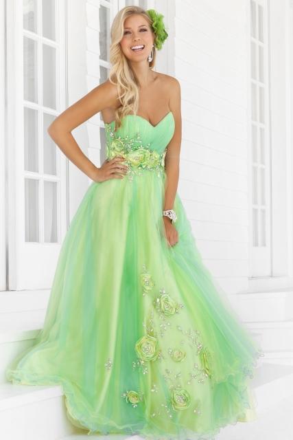 en trend uzun abiye elbise modelleri