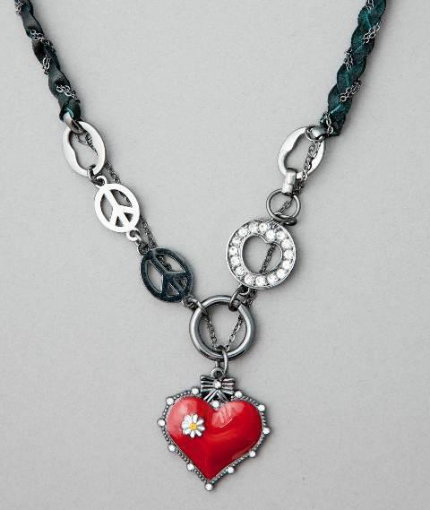 kalpli kolye modeli
