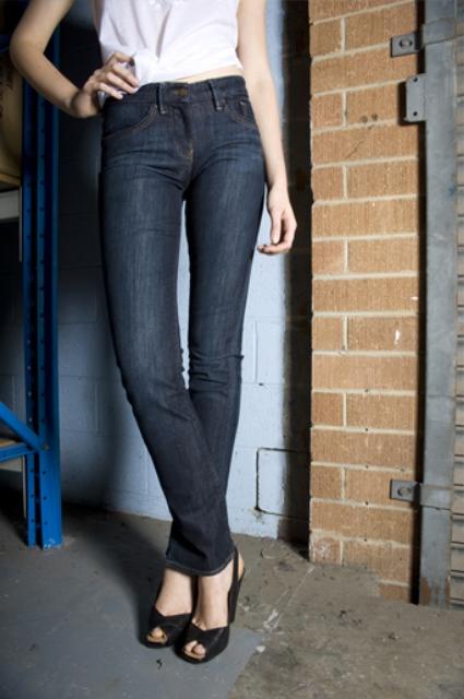 mavi jeans skinny kot pantolon