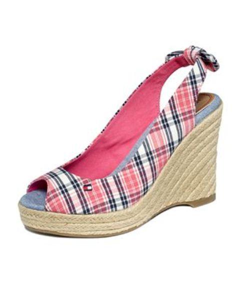 Tommy hilfiger renkli sandalet modelleri