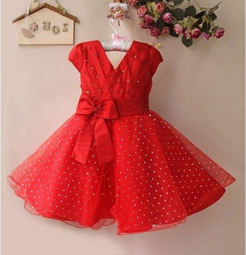 abiye bebek elbisesi