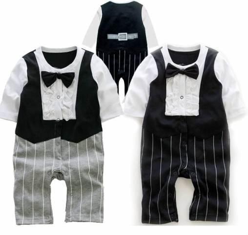 aziz bebe erkek bebek smokin