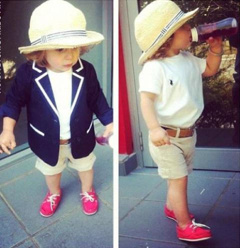 erkek bebek giyim modelleri