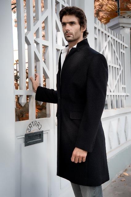 erkek boy paltosu