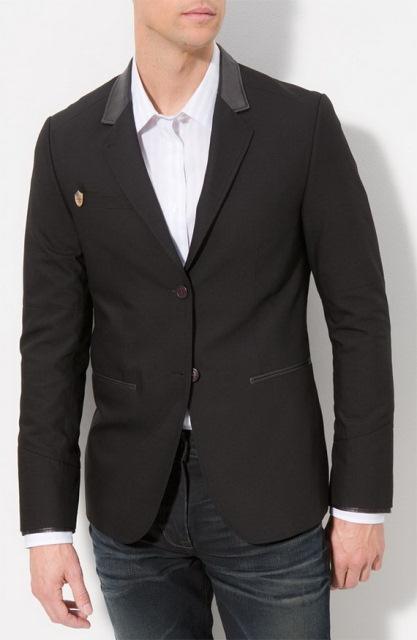 spor klasik erkek blazer ceket modeli