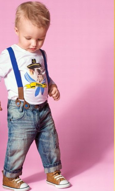 h&m erkek bebek kot pantolon