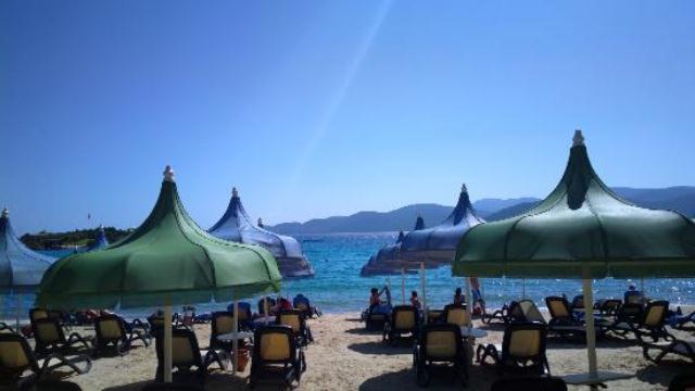 rixos premium bodrum plaj
