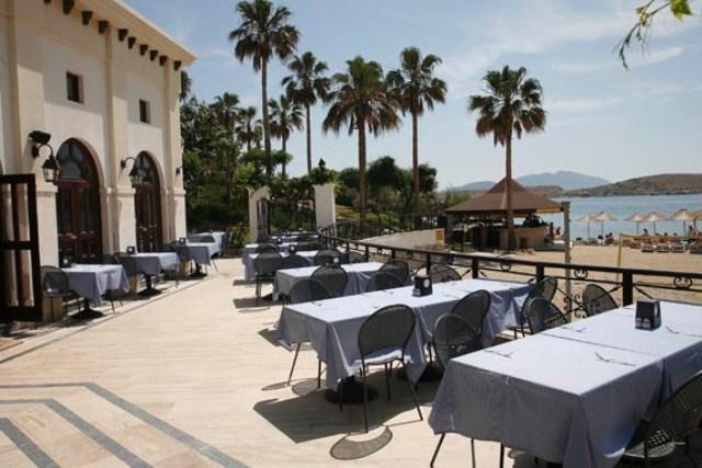 wow hotel bodrum alacart restaurant