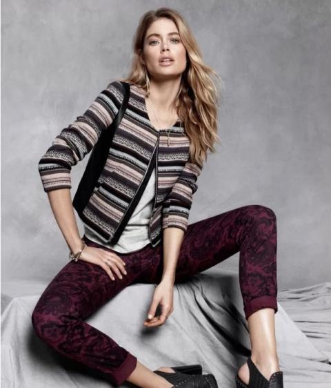 H & M pantolon modeli
