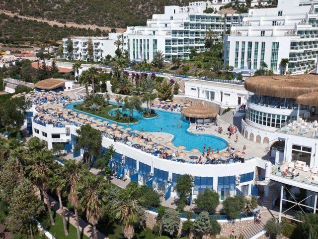 bodrum holiday resort resimleri