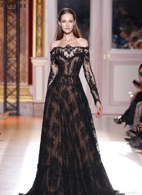 dantel abiye elbise