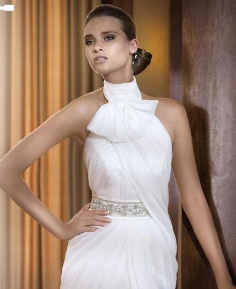 en trend beyaz abiye elbise modelleri