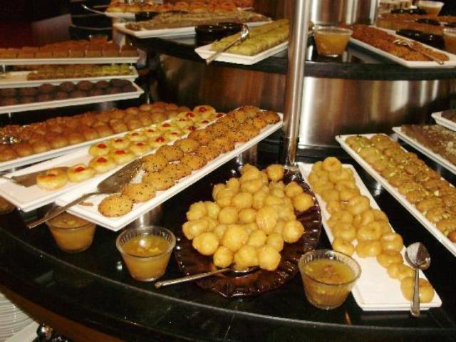 yasmin resort otel yemek