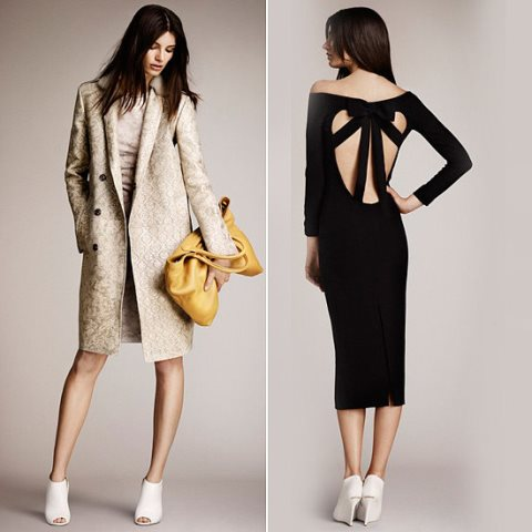 burberry 2014  palto modelleri