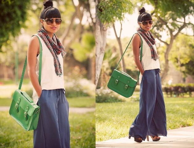 ilkbahar yaz moda trendleri - pantolon etek modelleri