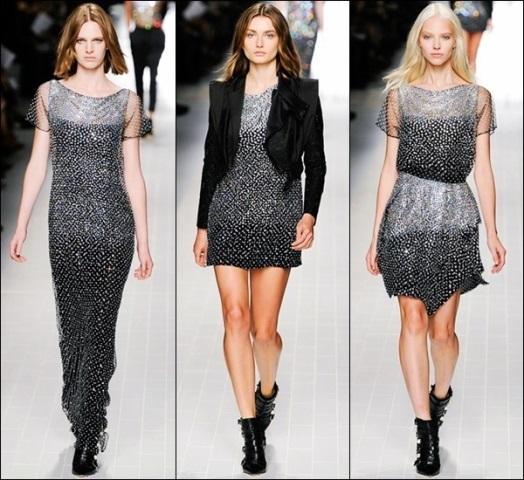2014 yaz elbise modelleri - asimetrik kesim elbise modelleri