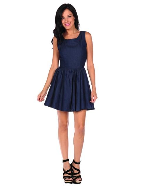 mini elbise modeli