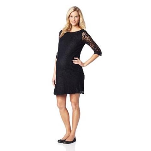 dantel hamile abiye elbise modeli