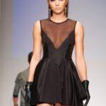 deri abiye elbise modeli