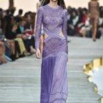 Roberto Cavalli abiye elbise modeli