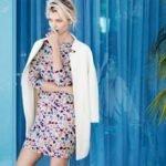 h&m 2015 yaz elbise modeli