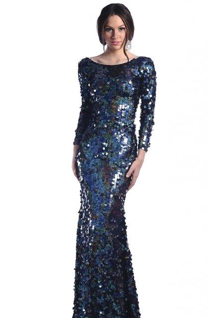 2f00ff688b3be payetli uzun abiye elbise modelleri | En MODA Ne Var?