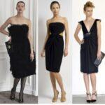 siyah festival elbiseleri
