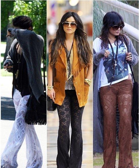 Dantel Pantolon Modelleri