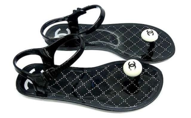 Chanel Sandalet Modelleri