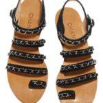 Chanel sandalet