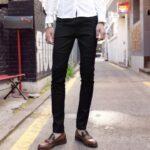 dar kesim erkek kot pantolon