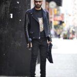 siyah erkek kot pantolon kombinleri