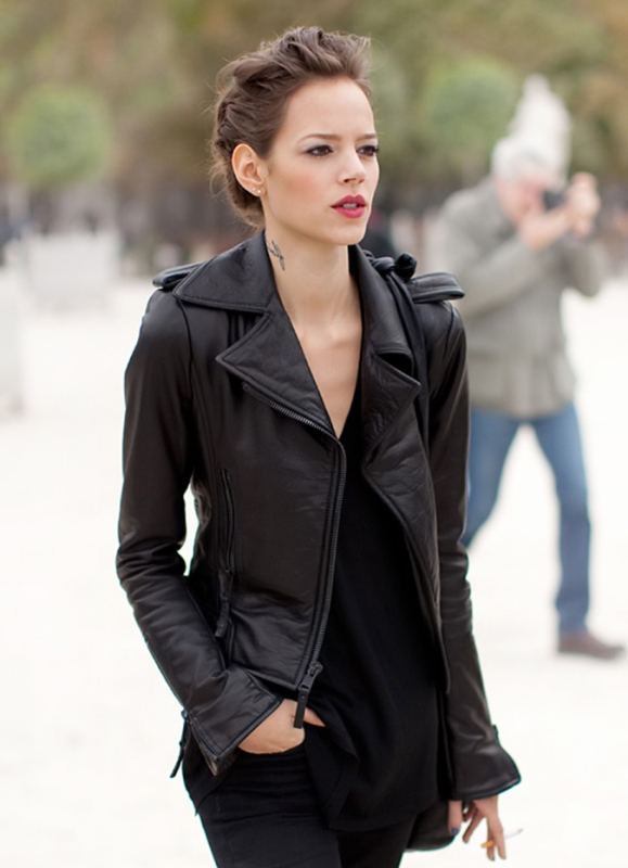 Deri ceket modelleri