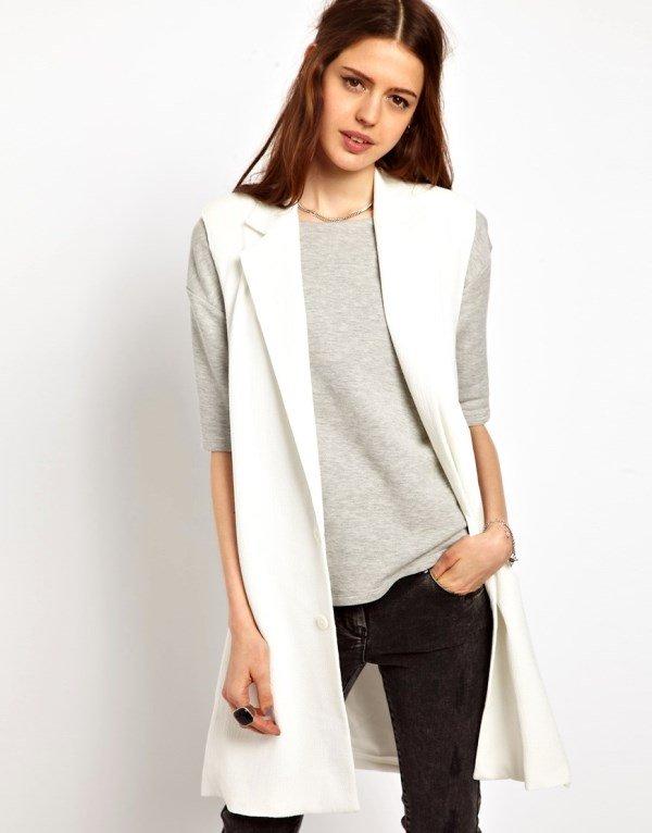 Kolsuz Blazer Ceket Modelleri