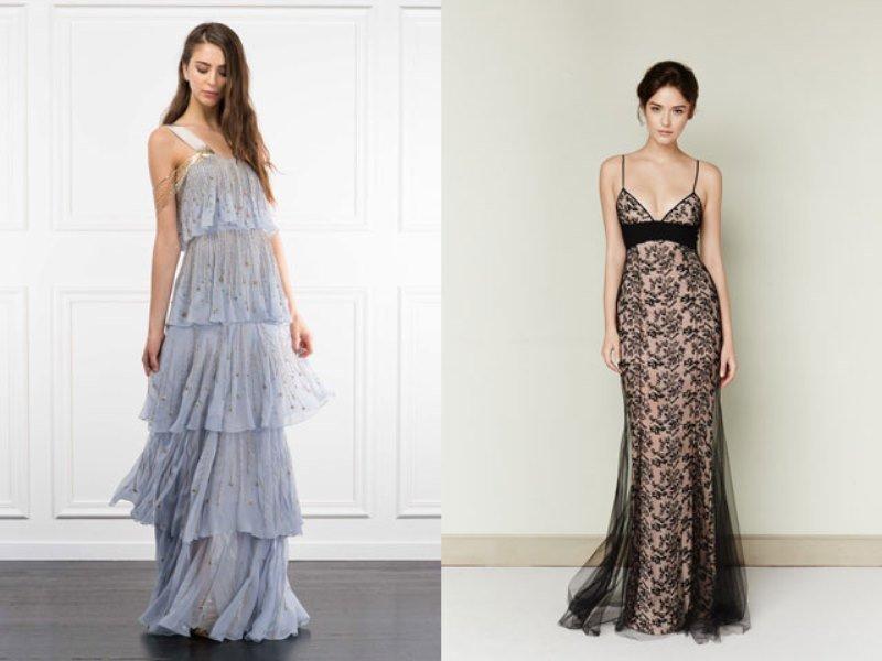 2017 ilkbahar yaz abiye elbise modelleri