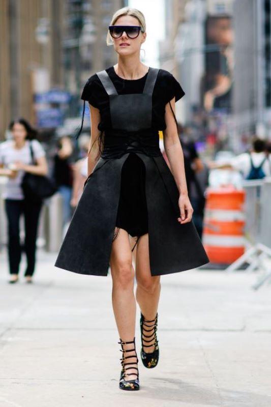 en tarz elbise modeleri