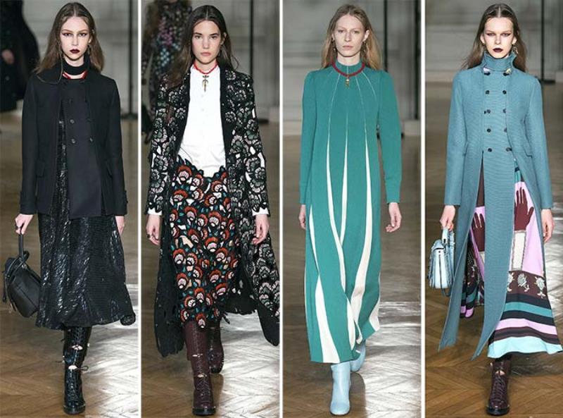 2017 - 2018 moda trendleri